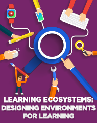 learning within e learning ecosystems essay Learning and collaboration technologies novel learning ecosystems  a provocative essay on using technology for social change  design considerations for.