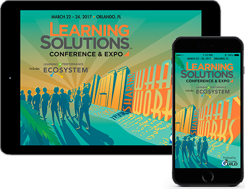 Learning Solutions Conference App