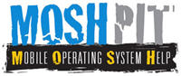 MOSH Pit (mobile operating system help)