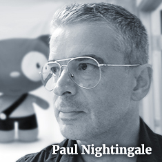 Paul Nightingale
