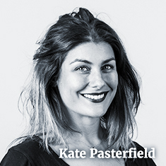 Kate Pasterfield
