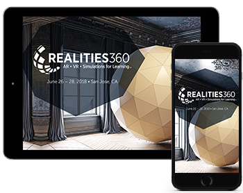 2018 Realities360 Conference Mobile App