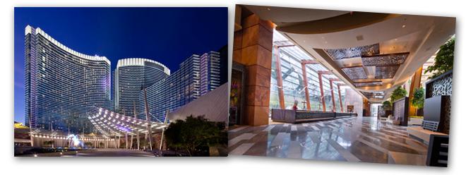 Aria Ressort Las Vegas