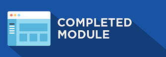 Completed Module