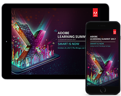 Adobe Learning Summit Conference App