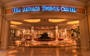Mirage Hotel Event Center