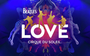 The Beatles LOVE Cirque Du Soleil
