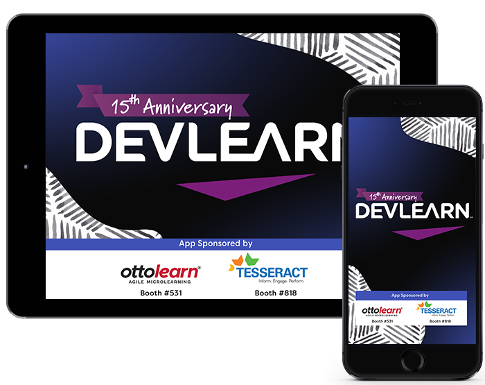 DevLearn Conference App