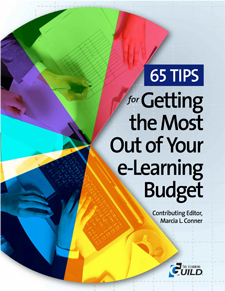 65 Tips for Getting the Most Out of Your e-Learning Budget icon