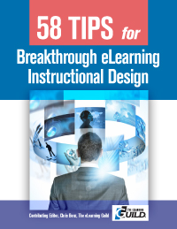 58 Tips for Breakthrough eLearning Instructional Design icon