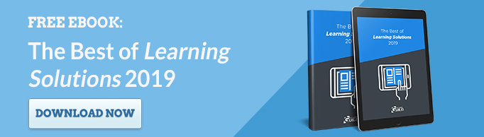 New eBook: The Best of Learning Solutions 2019