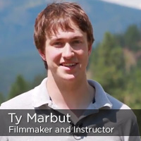 Ty Marbut: Filmmaker and Instructor