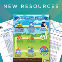 Two New Resources to Help You Make the Most of Your LMS's Reporting Capabilities