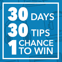 30 Days of eLearning Tool Tips Ends Today