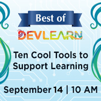 Complimentary Webinar Shares 10 Tools to Support Learning