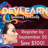 Last Chance to Save $100 on DevLearn