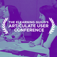 The eLearning Guild's Articulate User Conference