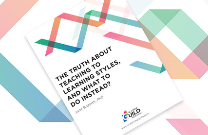 The Truth About Teaching to Learning Styles, and What to Do Instead?