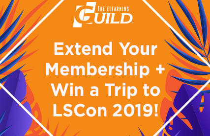 Join, Upgrade, or Renew & WIN a free conference trip