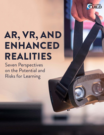 AR, VR, and Enhanced Realities: Seven Perspectives on the Potential and Risks for Learning