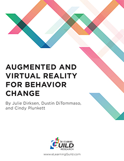 elearningguild.com - Research: Augmented and Virtual Reality for Behavior Change