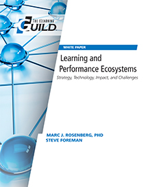 Learning and Performance Ecosystems: Strategy, Technology, Impact, and Challenges