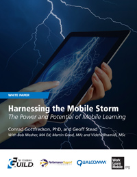 Harnessing the Mobile Storm: The Power and Potential of Mobile Learning