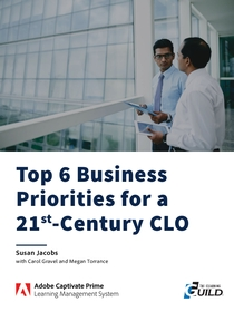 Top 6 Business Priorities for a 21st-Century CLO