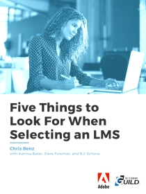 Five Things to Look For When Selecting an LMS