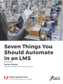 Seven Things You Should Automate in an LMS