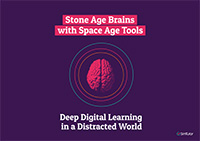 Stone Age Brains with Space Age Tools