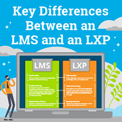 9 Key Differences Between an LMS and an LXP