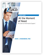 New Guild White Paper—The Case for Performance Support