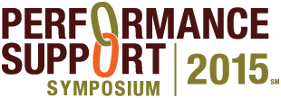 Performance Support Symposium 2015