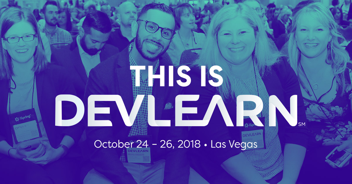 DevLearn 2018 Conference Expo · Microlearning Design Summit