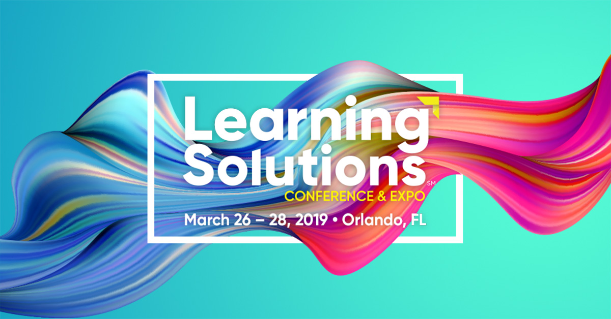 Concurrent Sessions - Learning Solutions Conference & Expo 2019